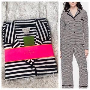 Kate Spade - Striped PJ Set size XL